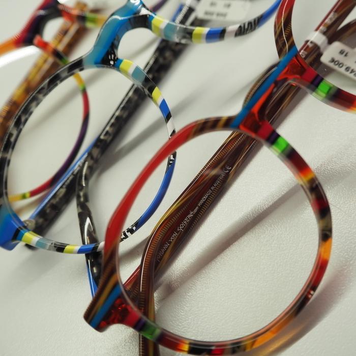 Neu bei AUGENWEIDE: Brillenfassungen handmade in Austria